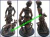 Sculpture Polyresin Woman