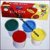 Art Supply Clay Cans