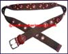 Accessory Belt Lady Fabric Grommet