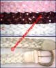 Accessory Belt Lady Fabric Sequins