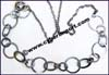 Lady Fashion Metal Chain Belt