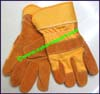 Glove Work Leather