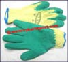 Rubber Grip Work Gloves