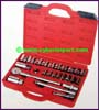 Tools Hand Sockets Set Wrench 3/8""