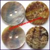 Button Mother Pearl Shell