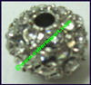 Rhinestone Spacer Finding