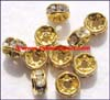 Bead Alloy Gold Plated