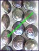 Pearl Bead Button Shaped