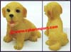 Figurine Resin Dog
