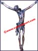 Figurine  Alloy Plated Silver Chist