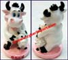 Cow Farm Figurine