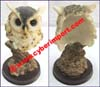 Resin Bird Figurine