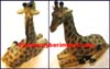 Giraffe Zoo Figurines