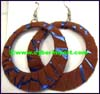 Leatherette Earrings