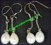 Earring Freshwater Pearl Dangle