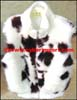 Coat Lady Vest Fur Fake