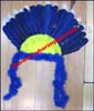 Costume Headdress Feather
