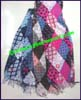 Patchwork Cotton Scarf