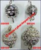 Magnetic Rhinestone Clasps Findings