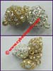 Findings Clasp Magnetic Rhinestone