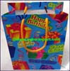Birthday Paper Gift Bag