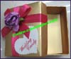 Cardboard Paper Candy Gift Box
