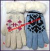 Gloves Wool Multi-Color