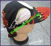 Ladies Scarf Sunshade Hat