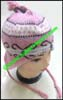 Girl's Knit Stocking Cap