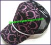 Ladies Glitter Baseball Cap