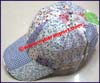 Ladies Patchwork Baseball Cap