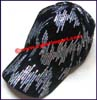 Ladies Sequins Baseball Cap
