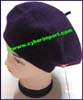 Ladies Solid Color Beret Cap