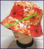 Ladies Floral Bucket Hat