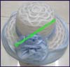 Ladies Cotton Downturn Brim Hat