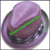 Ladies Small Fedora Hat