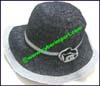 Ladies Cotton Floppy Brim Hat
