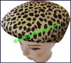 Ladies Animal Skin Ivy Cap