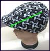 Ladies Houndstooth Ivy Cap