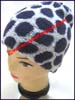 Ladies Faux Cashmere Stocking Cap
