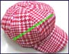 Ladies Acrylic Newsboy Cap