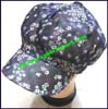 Ladies Floral Newsboy Cap