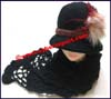 Ladies Wool Hat Sets
