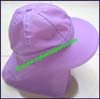 Ladies Legion Neck Sunshade Hat