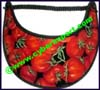Ladies Food Sun Visor