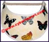 Ladies Insect Butterfly Sun Visor