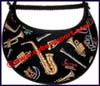 Ladies Music Sun Visor