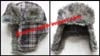 Ladies Plaid Trapper Hats
