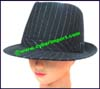 Ladies Wool Trilby Hat