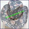 Ladies Floral Western Cowboy Hat